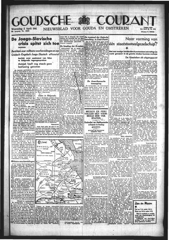 Goudsche Courant 1941-04-02