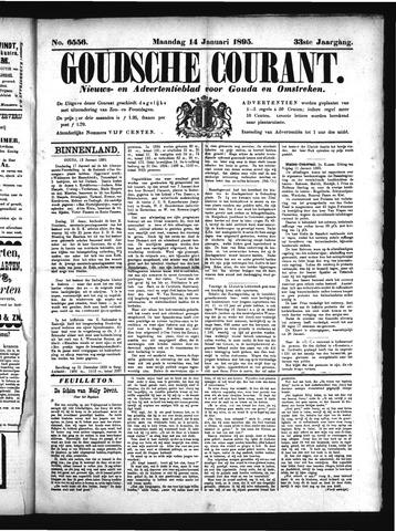Goudsche Courant 1895-01-14