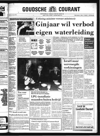 Goudsche Courant 1981-01-12