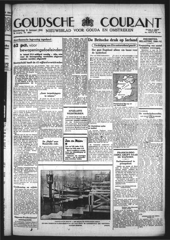 Goudsche Courant 1941-01-09