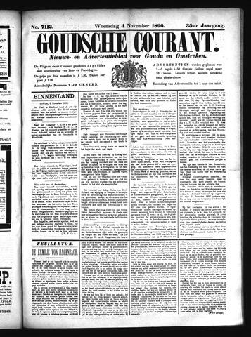 Goudsche Courant 1896-11-04