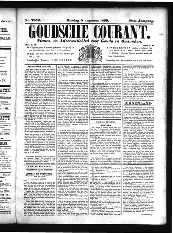 Goudsche Courant 1899-08-08
