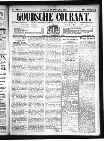 Goudsche Courant 1911-12-23