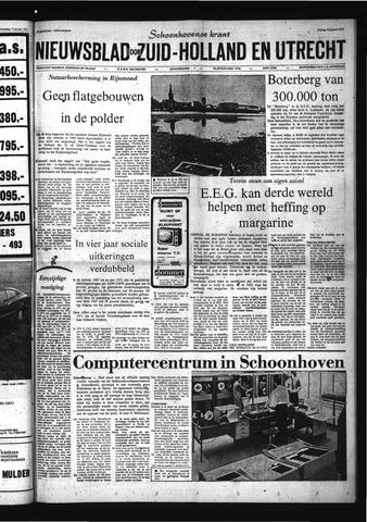 Schoonhovensche Courant 1973-01-19