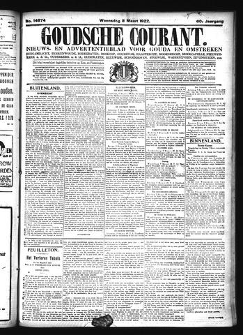 Goudsche Courant 1922-03-08
