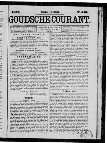 Goudsche Courant 1867-03-10