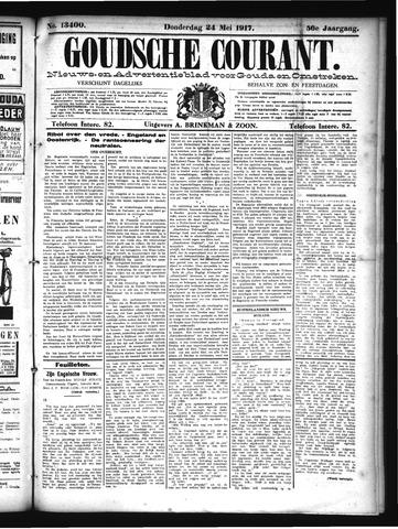 Goudsche Courant 1917-05-24