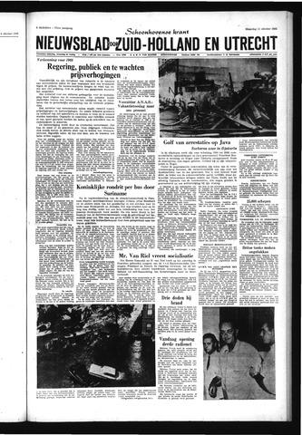 Schoonhovensche Courant 1965-10-11