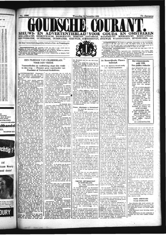 Goudsche Courant 1938-12-14