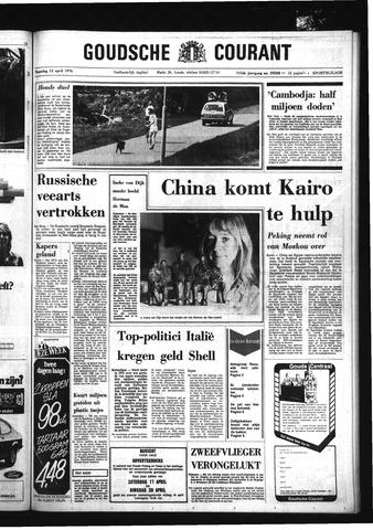 Goudsche Courant 1976-04-12