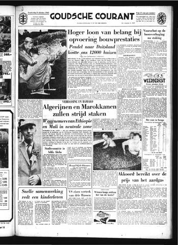 Goudsche Courant 1963-10-31