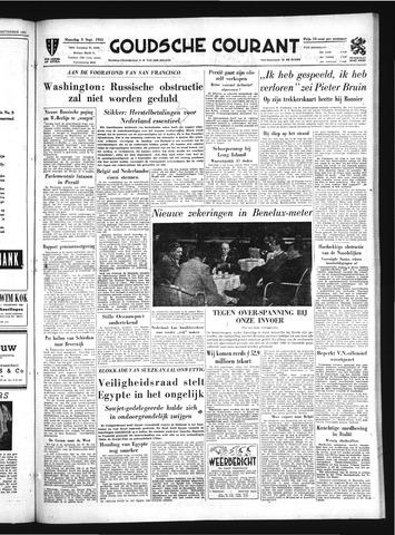 Goudsche Courant 1951-09-03