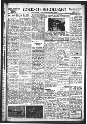 Goudsche Courant 1944-04-12
