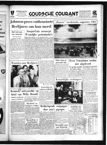 Goudsche Courant 1961-08-21