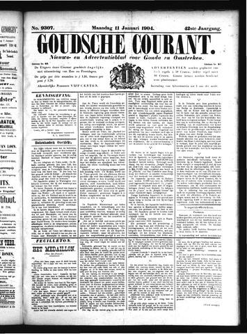 Goudsche Courant 1904-01-11