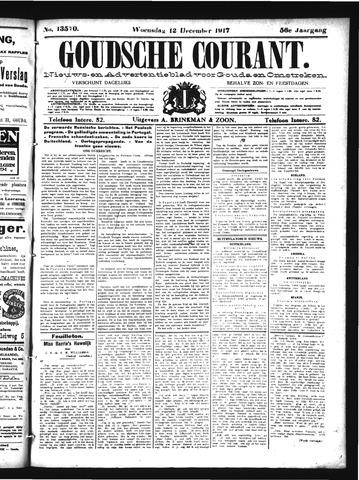 Goudsche Courant 1917-12-12