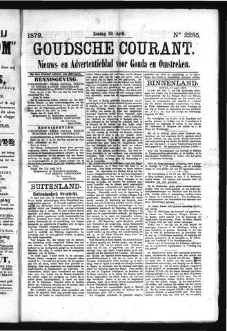 Goudsche Courant 1879-04-20