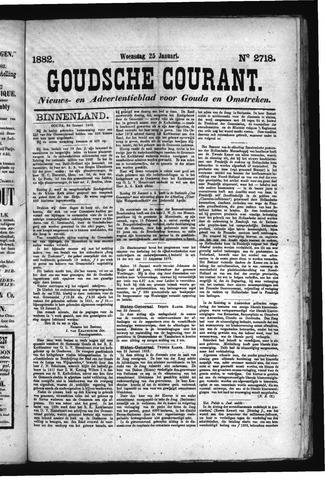 Goudsche Courant 1882-01-25