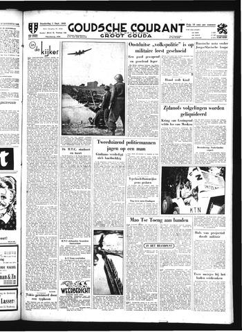 Goudsche Courant 1949-09-01