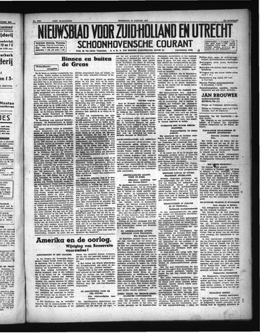 Schoonhovensche Courant 1941-01-15