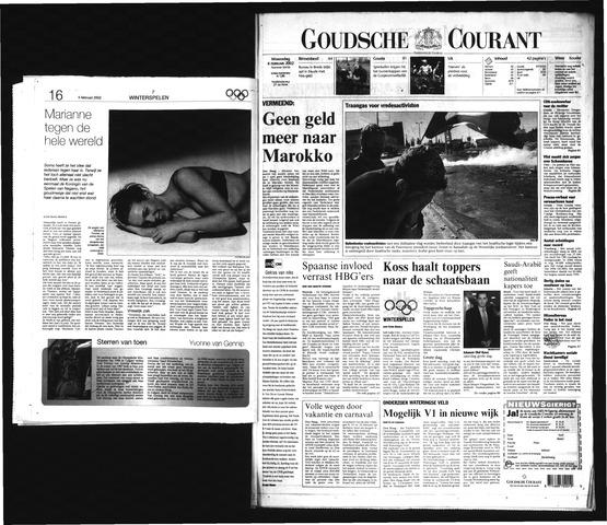Goudsche Courant 2002-02-06
