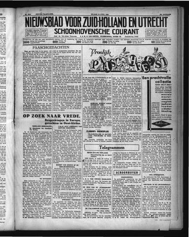 Schoonhovensche Courant 1936-04-10