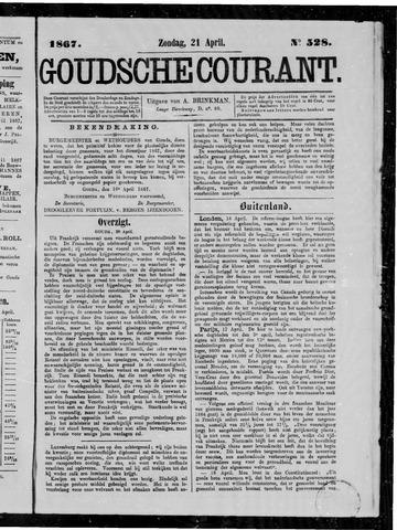 Goudsche Courant 1867-04-21