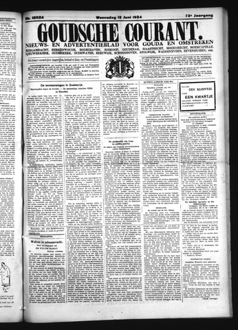 Goudsche Courant 1934-06-13