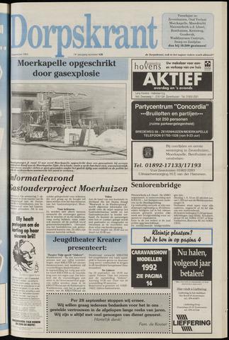 Dorpskrant 1991-09-25