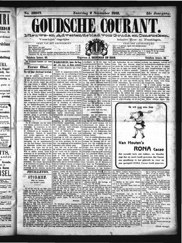 Goudsche Courant 1912-11-09