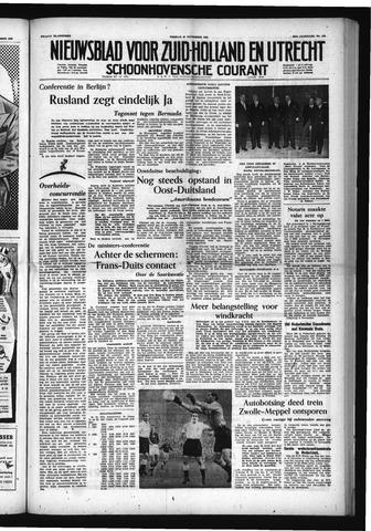 Schoonhovensche Courant 1953-11-27