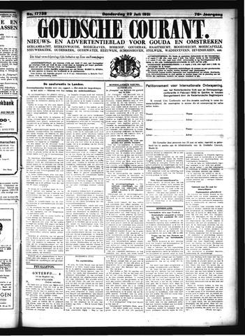 Goudsche Courant 1931-07-23