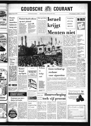 Goudsche Courant 1979-03-02