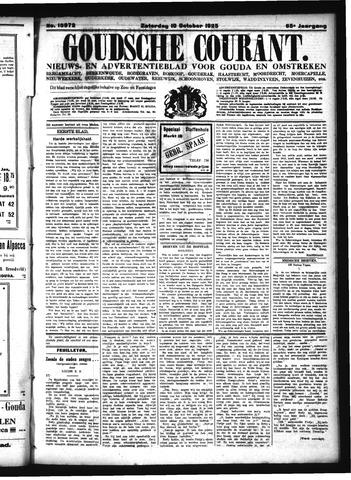 Goudsche Courant 1925-10-10