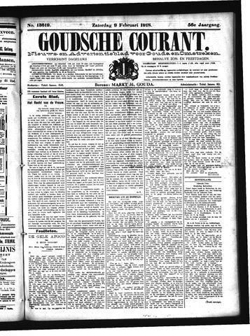 Goudsche Courant 1918-02-09