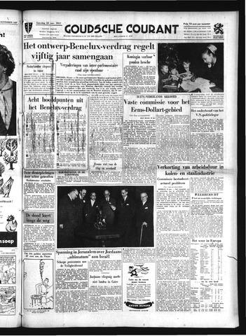 Goudsche Courant 1957-11-23