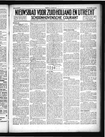 Schoonhovensche Courant 1947-01-15