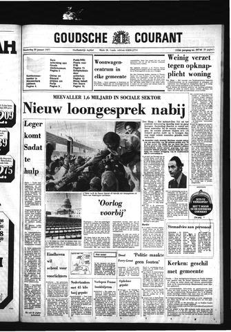 Goudsche Courant 1977-01-20