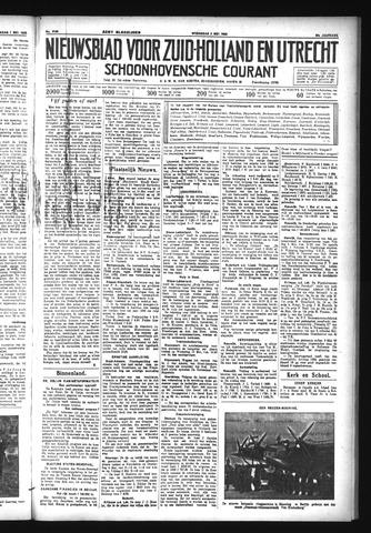 Schoonhovensche Courant 1933-05-03