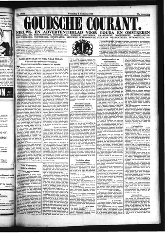 Goudsche Courant 1938-08-03