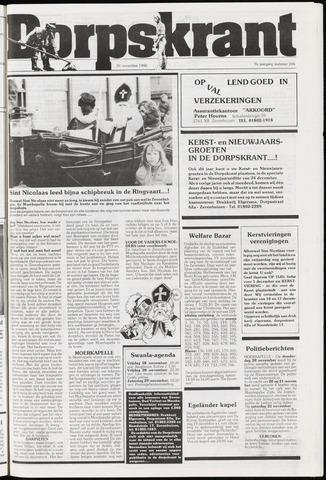 Dorpskrant 1986-11-26