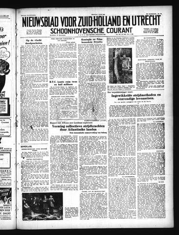 Schoonhovensche Courant 1950-06-02