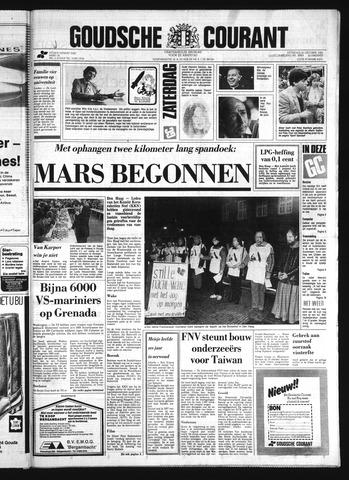 Goudsche Courant 1983-10-29