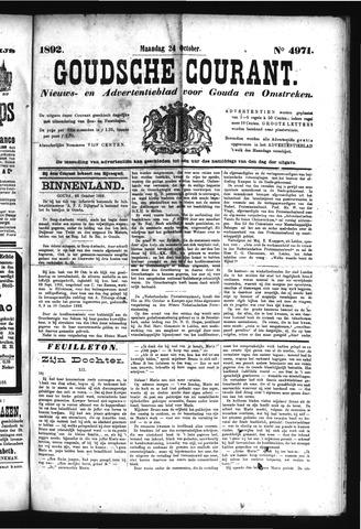 Goudsche Courant 1892-10-24