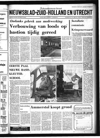 Schoonhovensche Courant 1976-03-31