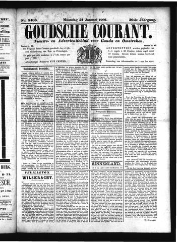 Goudsche Courant 1901-01-21