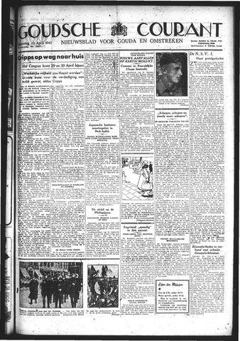 Goudsche Courant 1942-04-13