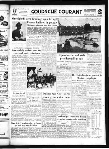 Goudsche Courant 1957-08-01