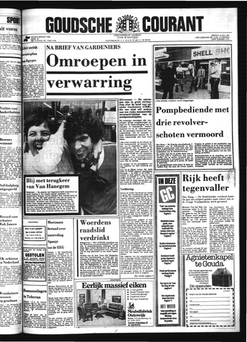 Goudsche Courant 1981-07-14