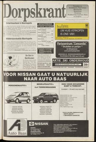 Dorpskrant 1989-11-15